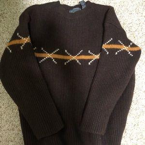 Burton vintage snowboarding sweater